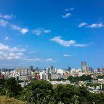 仙台市の街並みです。